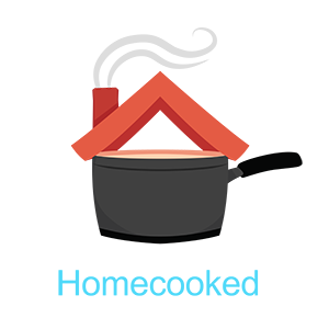 Homecooked logo