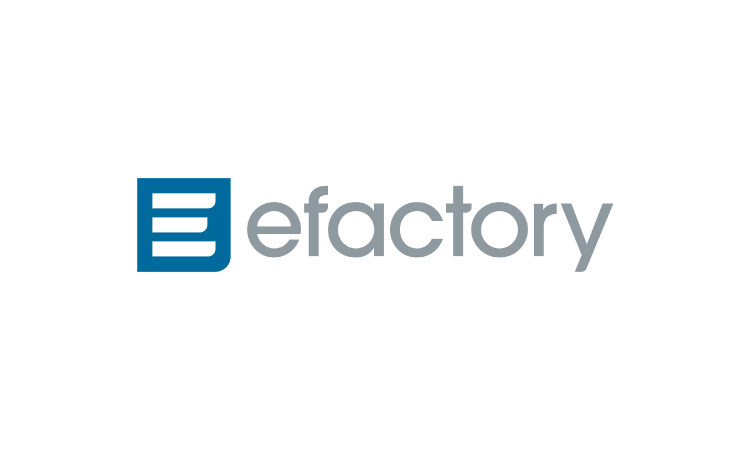 Click to visit efactory in a new tab